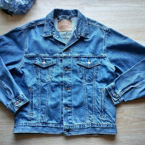 Vintage'90s Levi Strauss 70507-0389 Jean Jacket